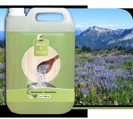 Alpenkruiden-geur-5liter