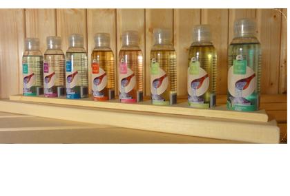 8 sauna geuren
